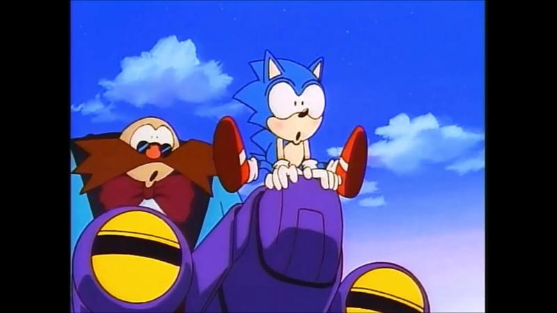 [YTP] Downfall Sonic (Der Untergang/Downfall Hitler Parody) - Episode II (Director's Cut) (JP/ENG)