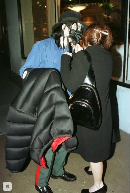 Дамы сердца Майкла Джексона. Лиза Мария Пресли. Часть 2., изображение №7
