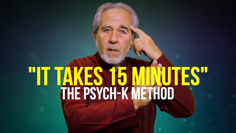 Rewrite Your MIND (40 Million Bits/Second)   Dr. Bruce Lipton It Takes 15 Minutes