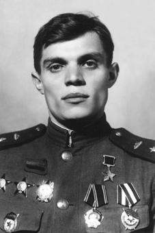 Герой Советского Союза Марьяновский М.Ф., изображение №1