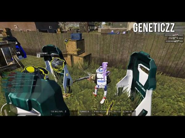Infestation The NewZ DUAL MONTAGE GENETICZZ TOXICFPS
