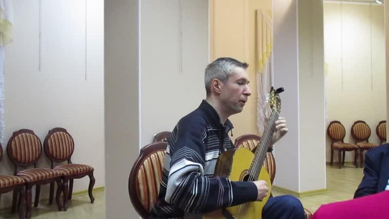 Сергей Воропаев Майское утро Екатерина Кириллова.