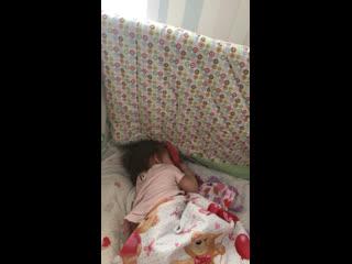 Продолжение. Как уложить детей спать за 6 минут