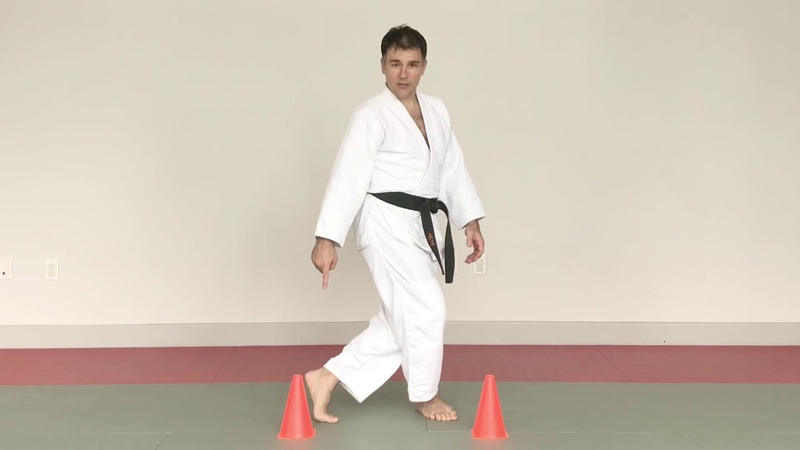 Judo at Home ~ Warm up and basic footwork