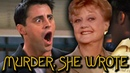 That Time Murder She Wrote Took A Swing at Friends
