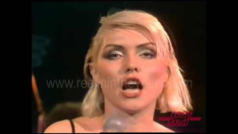 70 е Blondie One Way Or Another on Countdown
