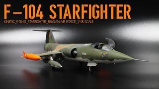 Kinetic F-104 Starfighter | The Inner Nerd