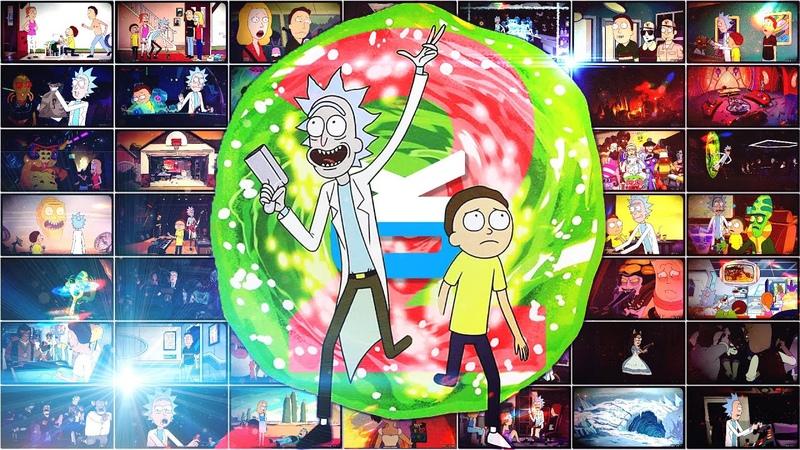 Рик и Морти ( 1 сезон ) смотреть онлайн бесплатно все серии