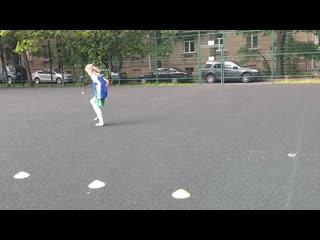 Жонглирование и координация. Platon-2010