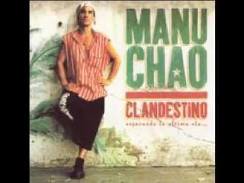 ★ Manu Chao ★ Clandestino Full Album 1998
