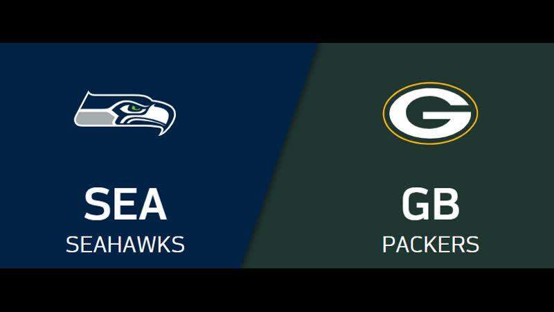 NFL 2019 2020 NFC Divisional Seattle Seahawks Green Bay Packers EN