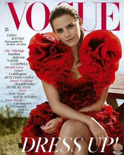 «Я сама себе партнер» Новое интервью звезды британскому Vogue. В новом интервью британскому Vogue звезда «Гарри Поттера» рассказала, кого на самом деле считает своим соулмейтом, лучшим другом и