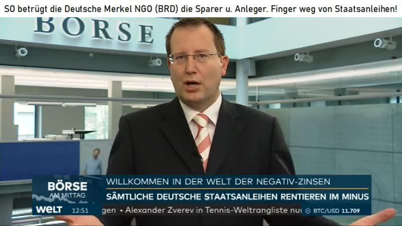 Die EZB-Betrüger zum Schaden der Bürger | Die gewerbsmässigen Betrüger der merkel'schen DE-NGO
