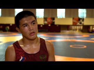 Чемпион ЕЮОФ-2019 по вольной борьбе  Федор Балтуев: Установка на схватку, была просто показать свою борьбу