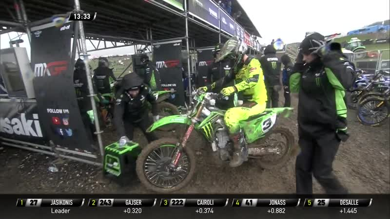 MXGP 2020 Round 1 Great Britain Quali