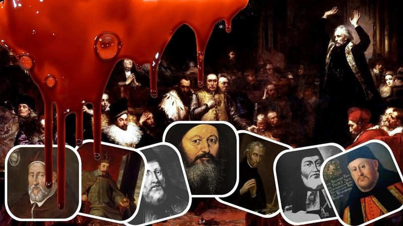 От иезуитов к погромам православных при Яне Собеском 400 летнее лукавство униатов часть 1