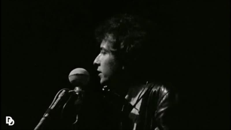 Bob Dylan It's All Over Now Baby Blue Live at Newport Folk Festival Night performance 7 25 1965
