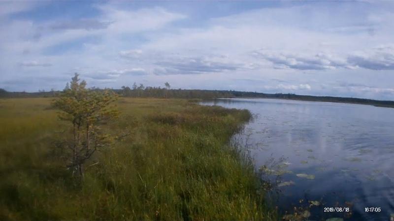 А зори здесь тихи или озеро Инхальтслос