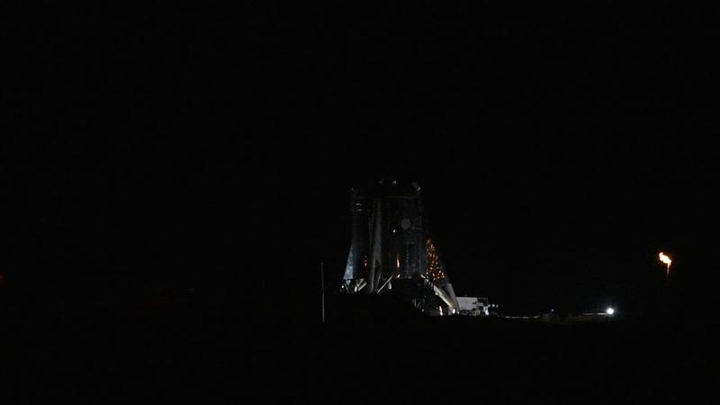 Starhopper RCS Thruster testing July 22 23 2019