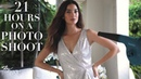 Spy Drones Snacking: 21 Hours on Set | Miami with Ralph Lauren | Lily Aldridge