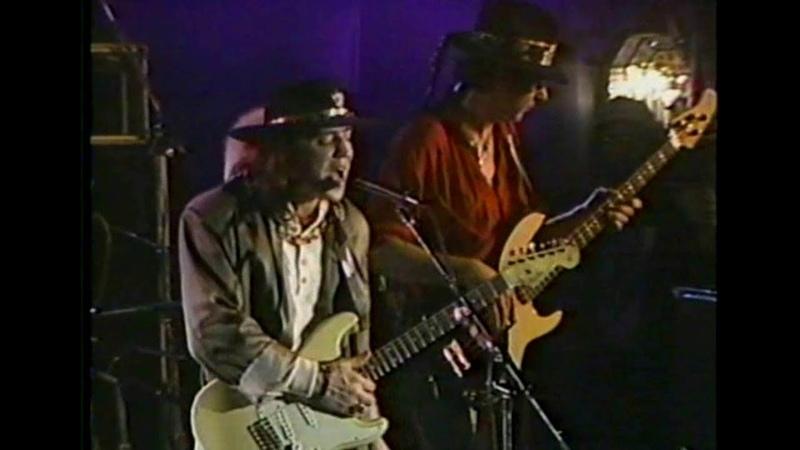 Stevie Ray Vaughan Live @ MTV Mardi Gras 02 28 1987