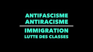 Francis Cousin - Antifascisme, Antiracisme et Immigration au regard de la lutte des classes