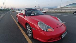 Porsche BoxsterПорше Бокстер прокат авто аренда в Сочи