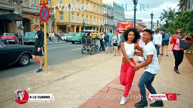 Timba y salsa cubana en el Paseo del Prado Cuba SalsaCubana