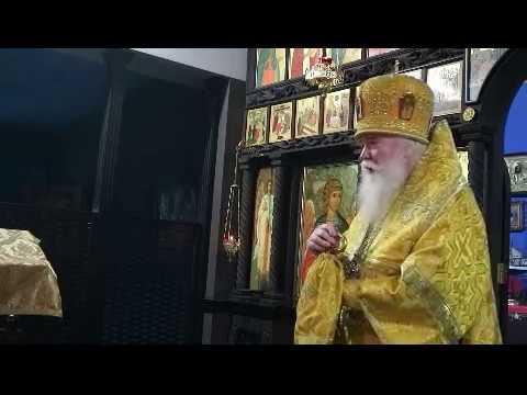 РПЦЗ Неделя 21 по Пятидесятнице 2019