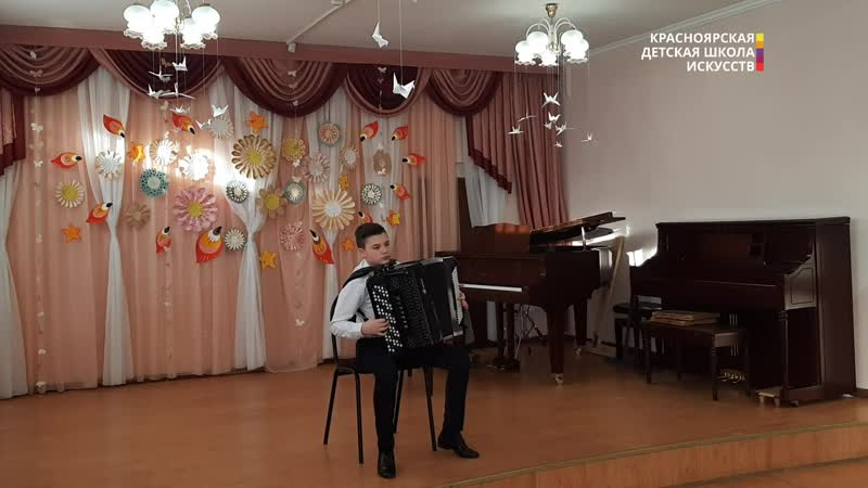 Турдиев Расим Цветущий май