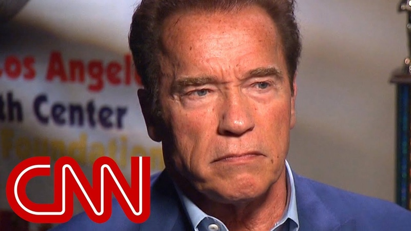 Arnold Schwarzenegger: California doesn t like Trump