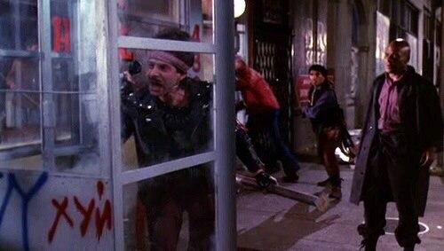 """Кадр из фильма """"Полицейская Академия 2""""."""