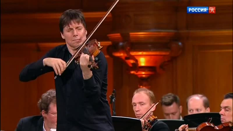В А Моцарт Ф Мендельсон Джошуа Белл и Государственный камерный оркестр Виртуозы Москвы