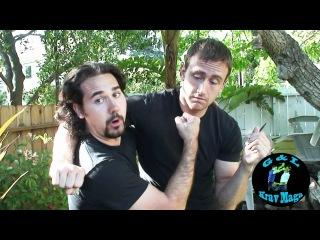 Krav Maga Fail #1 - Rear Naked Choke Defense
