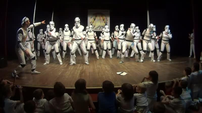 Батукада Клонов Batucada of the Clone Troopers
