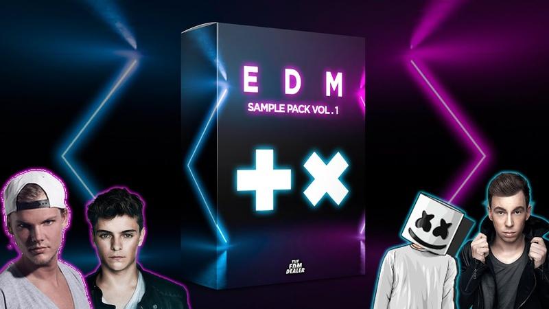 FREE BEST ELECTRONIC DANCE MUSIC SAMPLE PACK Avicii Martin Garrix Hardwell Skrillex 2020
