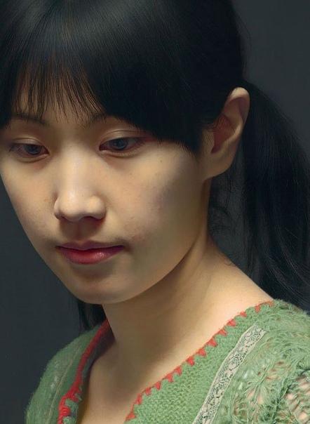 Китайский художник Лэн Цзюнь создает потрясающе реалистичные картины Китайский художник Лэн Цзюнь (Leng Jun) пишет поразительно реалистичные портреты, являясь настоящим мастером