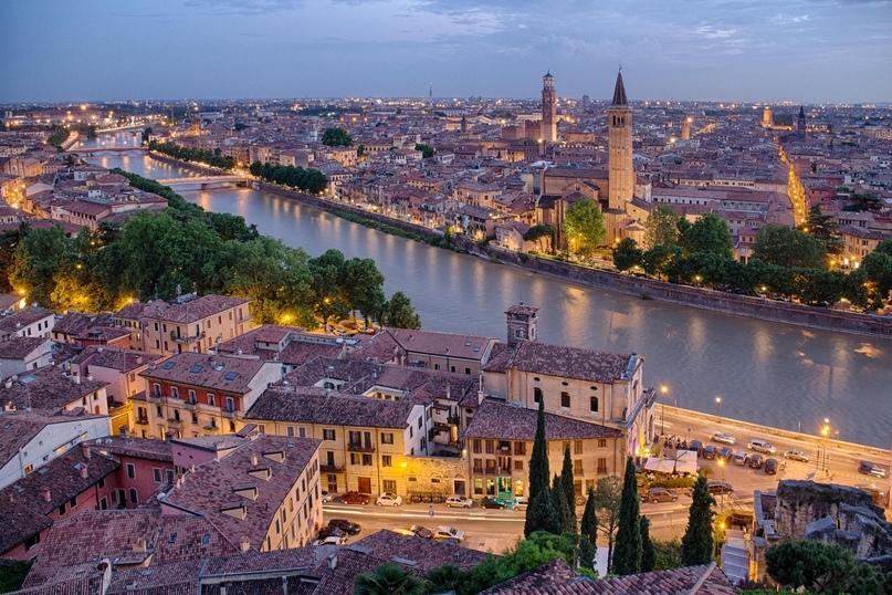 Обзор курорта Верона (Италия), изображение №1