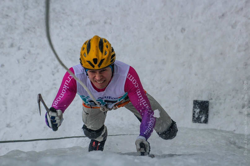 Главные отечественные ледолазные старты сезона финишировали в городе Кирове в минувшие выходные – чемпионат и первенство России по альпинизму. Всем было что доказывать и что терять…, изображение №62
