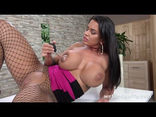 Chloe lamour гламурная киска. (#porn #pussy #shaved #fingering #bigboobs #mature #milf #masturbation #toys)