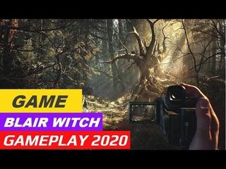 BLAIR WITCH Walkthrough Gameplay Part 1 - INTRO (FULL GAME)