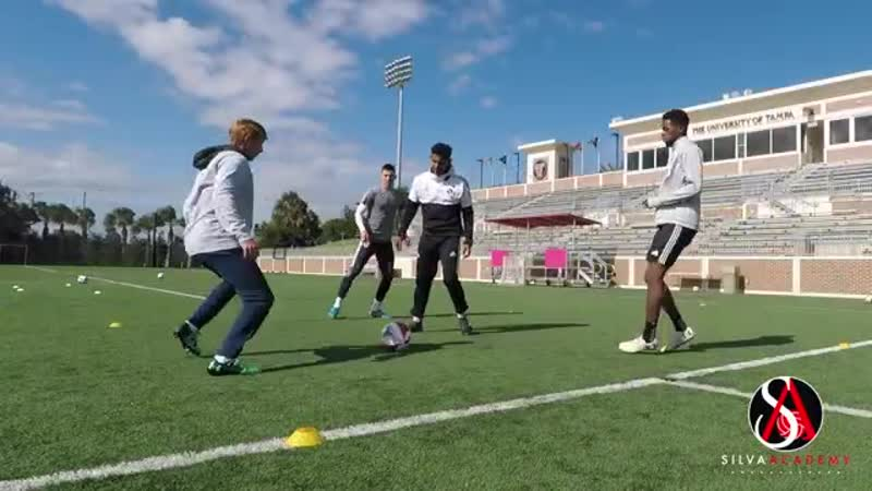 Professional Football Soccer Training Session Alex Morrell Tampa Bay Rowdies USL wSuN5X8jED8
