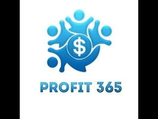 Заработок в интернете! profit365 пасивный доход за размещение поста в социальной сети