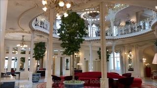 MONACO The Week Before Lockdown - Hermitage Hotel Seaview Jr. Suite - Afternoon Tea - Buffet