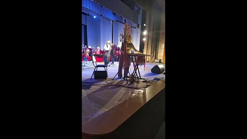 Уральский государственный русский оркестр Волшебная лампа Аладдина