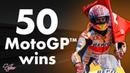 MotoGP - Marc Marquezs 50 wins in MotoGP™!