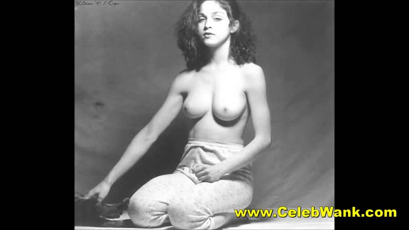 MADONNA TOTALLY NUDE CELEBRITY TITS CUNT BUTT COMPLETE