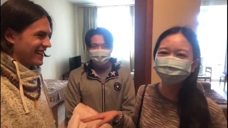 Видео отзыв от Лян из Китая заселяли месяц 🔥