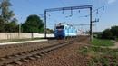 С ВАГОНАМИ ДЛЯ КРЫМА ЭП1М-637 с поездом №155 Анапа — Москва.