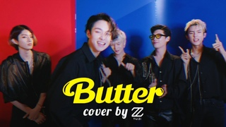 """[2Z] TuZi (투지) Cover - BTS '""""Butter"""" Covered by '2Z'♬  NEON Ver."""